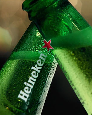 "Heineken's International ""Déjà Vu"" Video Introduces the Star Bottle in the U.S."