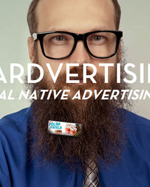 Beardvertising: The Era of Beard Advertising has Begun