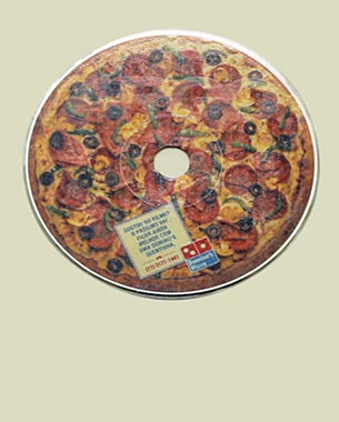 Domino's Pizza DVDs Are a Great Idea, but Perhaps Came a Bit Too Late