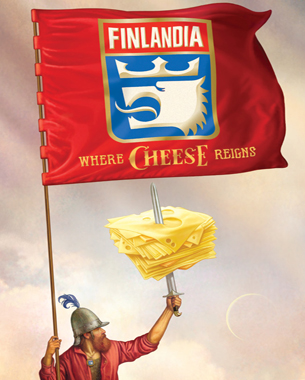 Reigning Cheese in Finlandia