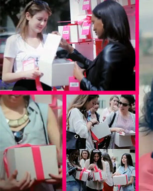 Kotex Inspires Women Through World's First Pinterest Pop-Up Store