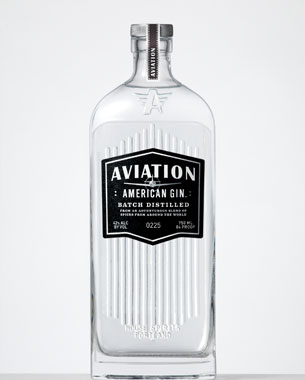 Sandstrom Redesigns Aviation Gin to Stand Out Between English Competitors