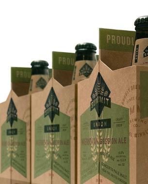 Duffy & Partners Rebrands Summit Brewing Co.