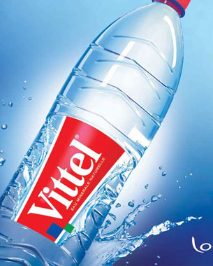 Vittel Aims for Vitality With New Packaging Design