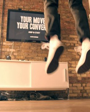 Converse Creative Competition Encourages Fans to 'Hack' Chucks