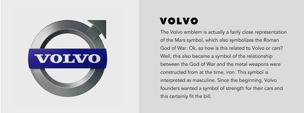 Did You Know The Meaning Behind These Car Brand Logos Brandingmag - Car sign meanings