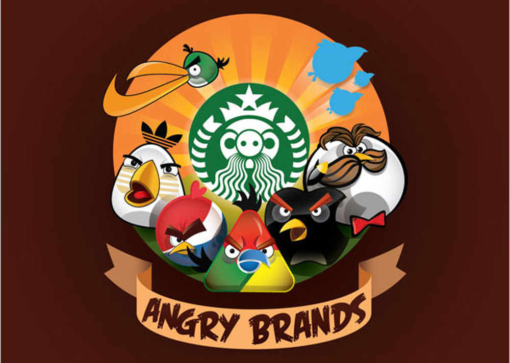 Angry Birds as… Angry Brands?