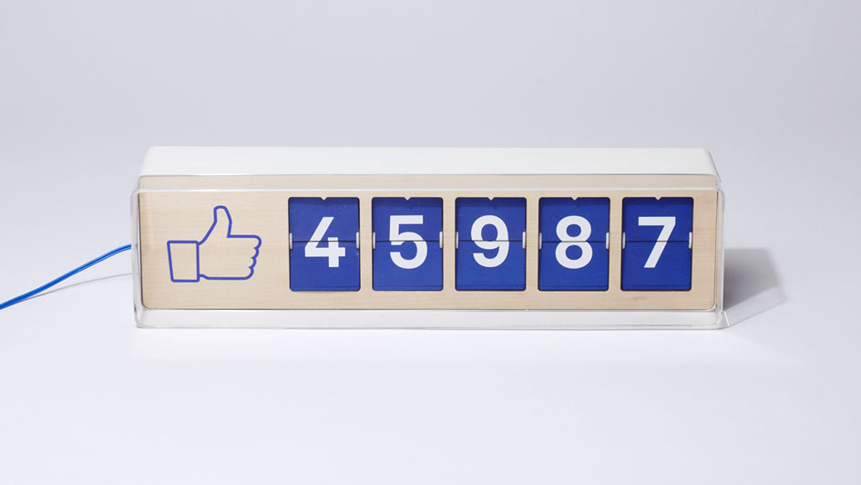 When Facebook Likes Come to Life | Brandingmag
