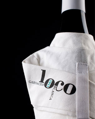 Vino Loco's Packaging is Literally Crazy