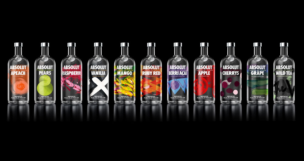 The Creative History of Absolut Vodka