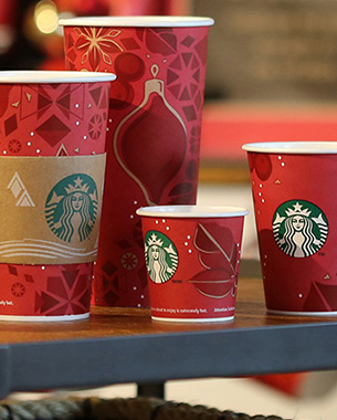 The Emotional Side of Starbucks' Christmas Packaging