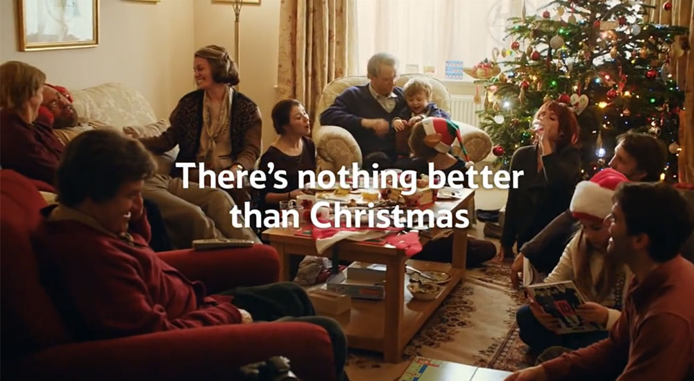 Tesco Reminds What Christmas Is All About