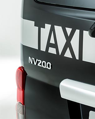 Nissan Unveils the New Face of its Taxi for London