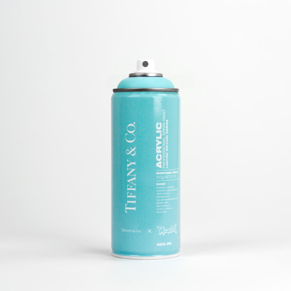 Antonio Brasko Luxury Brand Spray Paint Cans