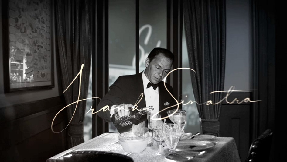 Jack Daniel's and Frank Sinatra Meet Once Again