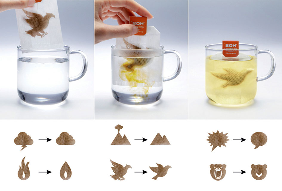 Bringing Calmness in a Cup: BOH Camomile Tea Bags