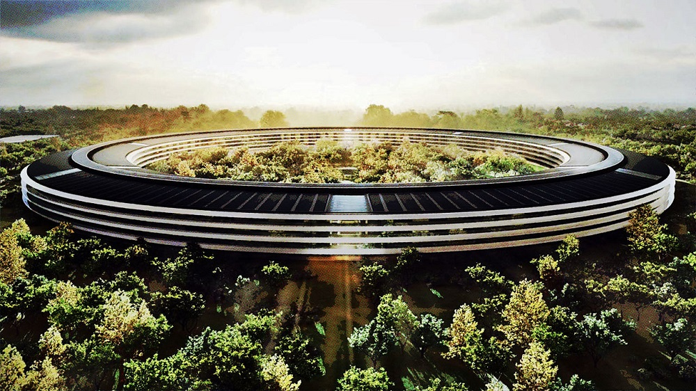 apple spaceship image