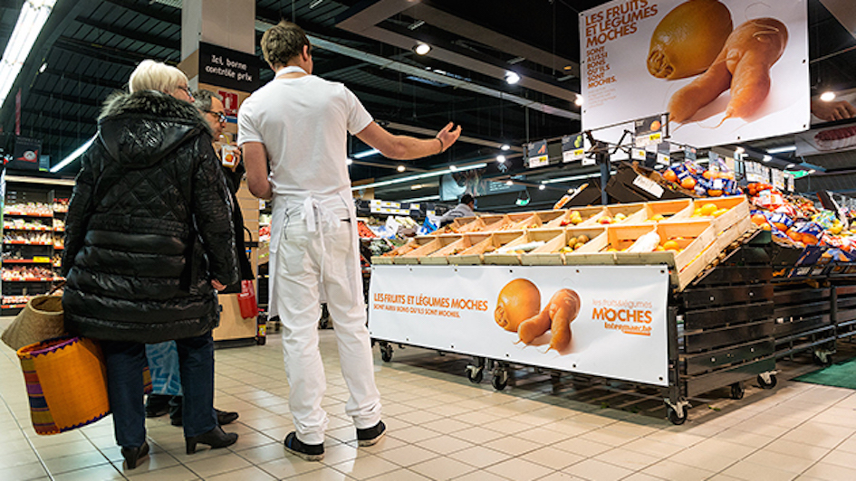 'Good' Campaign of the Week: Intermarché