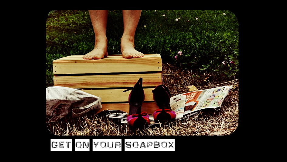 Accelerate Agency Growth by Getting on Your Soapbox