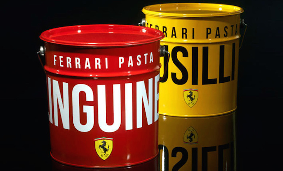 Luxury Brands Reimagined as Grocery Items
