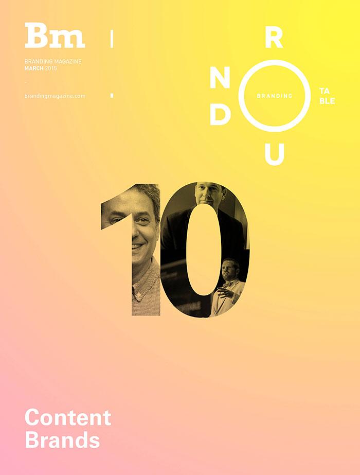 Content Brands - Branding Roundtable 10