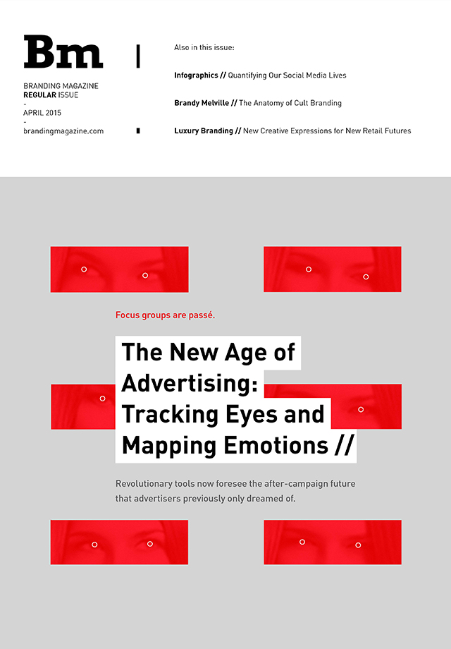 The New Age of Advertising - Regular Issue 10