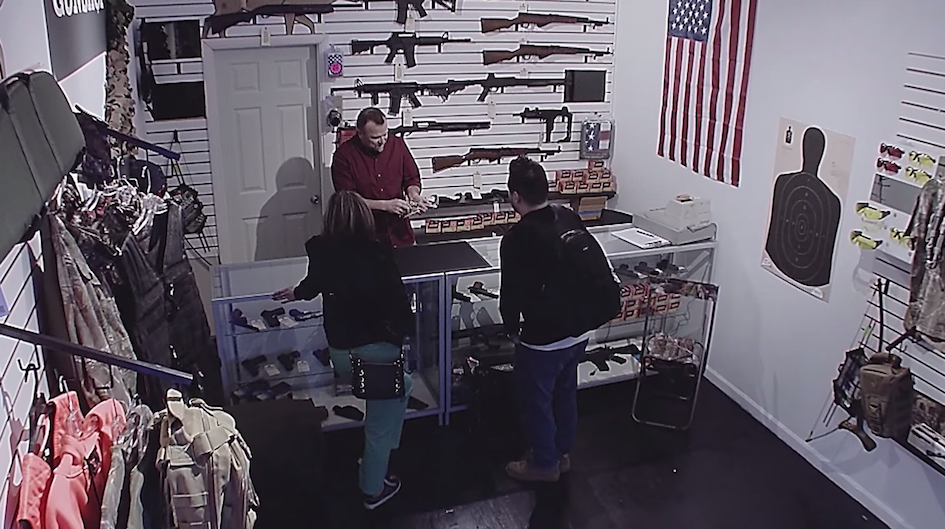 Bang Bang – NYC's Gun Shop Is Actually a PSA