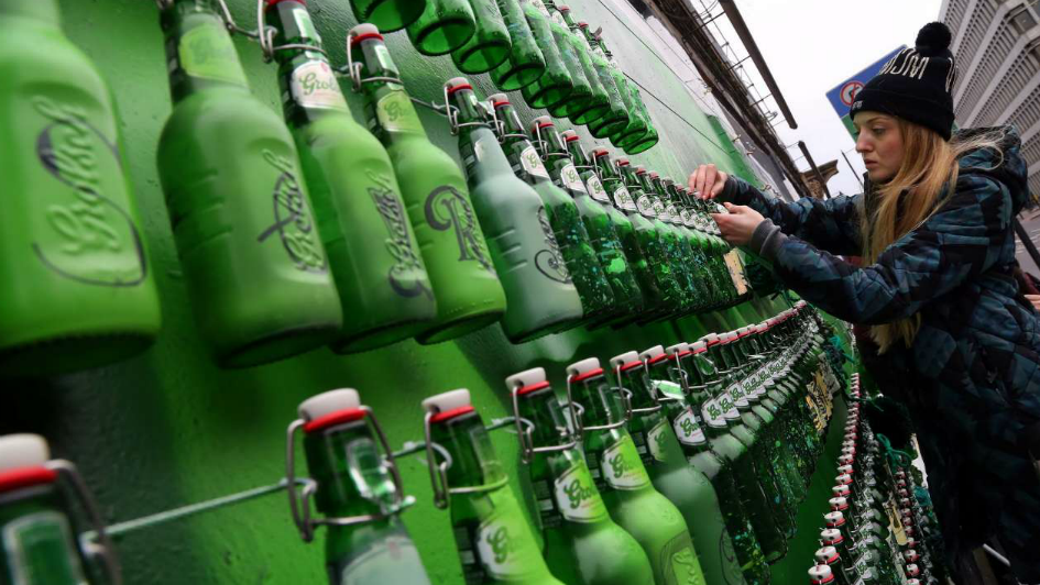 Grolsch – Celebrating 400 Years of Originality
