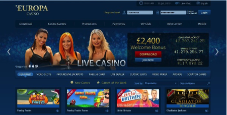 Online gambling website design 5 cent roulette