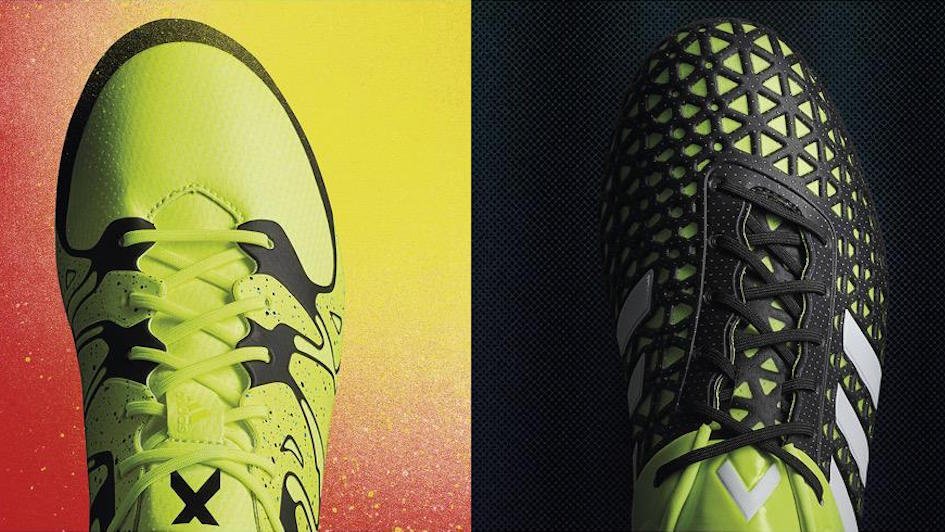 meet e9f67 b01db Adidas Launches New Ace and X Football Boots