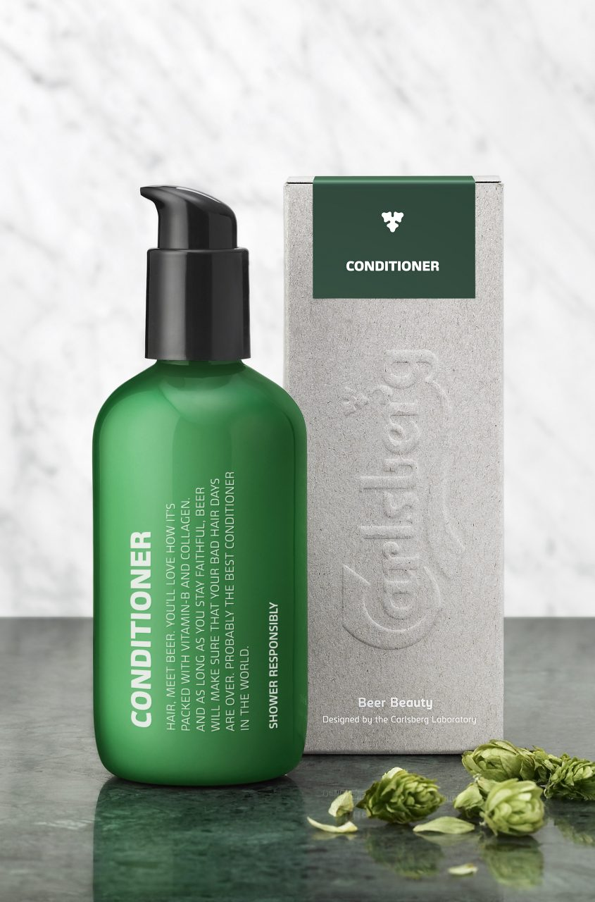 Carlsberg_Beer Beauty_Conditioner