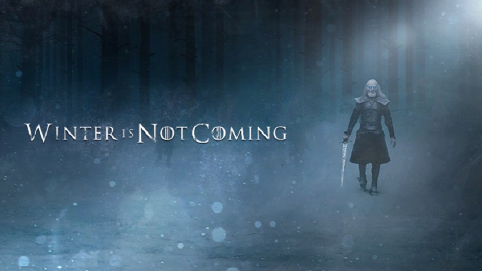 """Good Campaign of the Week: Greenpeace France """"Winter Is Not Coming"""""""