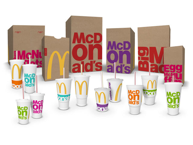 Source: McDonald's