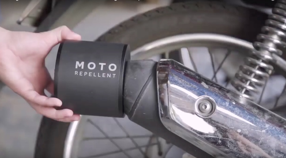 "Good Campaign of the Week: Duang Prateep Foundation ""MotoRepellent"""