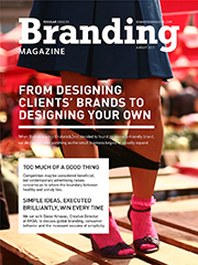 From Designing Clients' Brands to Designing Your Own