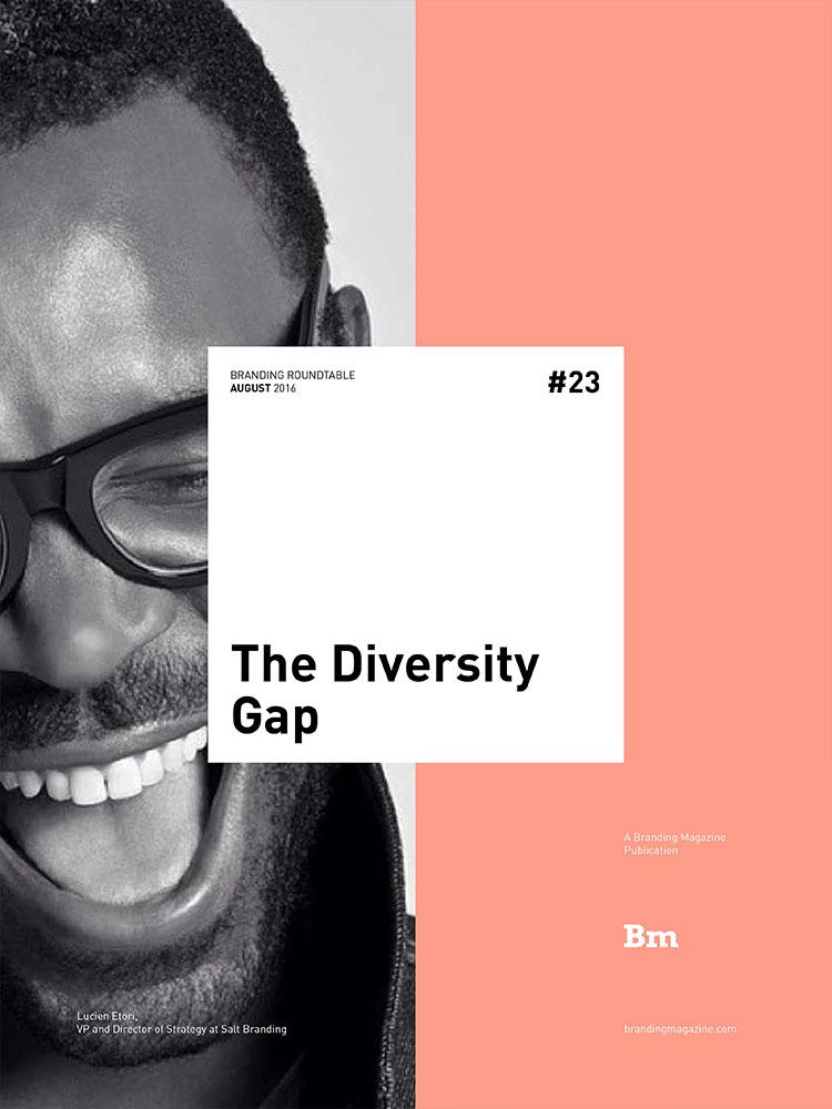 The Diversity Gap - Branding Roundtable 23
