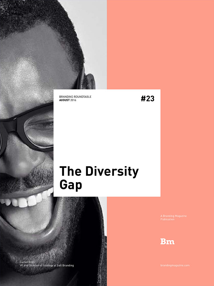 The Diversity Gap - Branding Roundtable 23