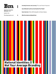 National Identities: Not Your Average Branding