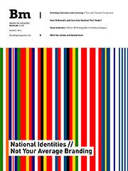 National Identities: Not Your Average Branding