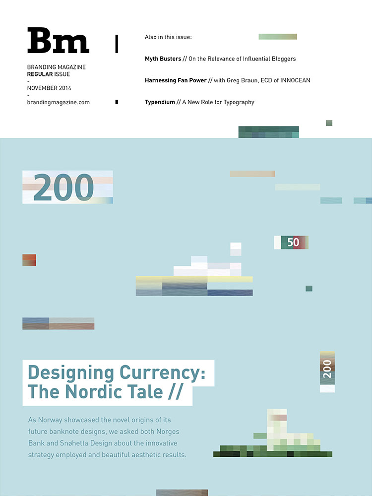 Designing Currency: The Nordic Tale