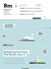Designing Currency: The Nordic Tale - Regular Issue 9