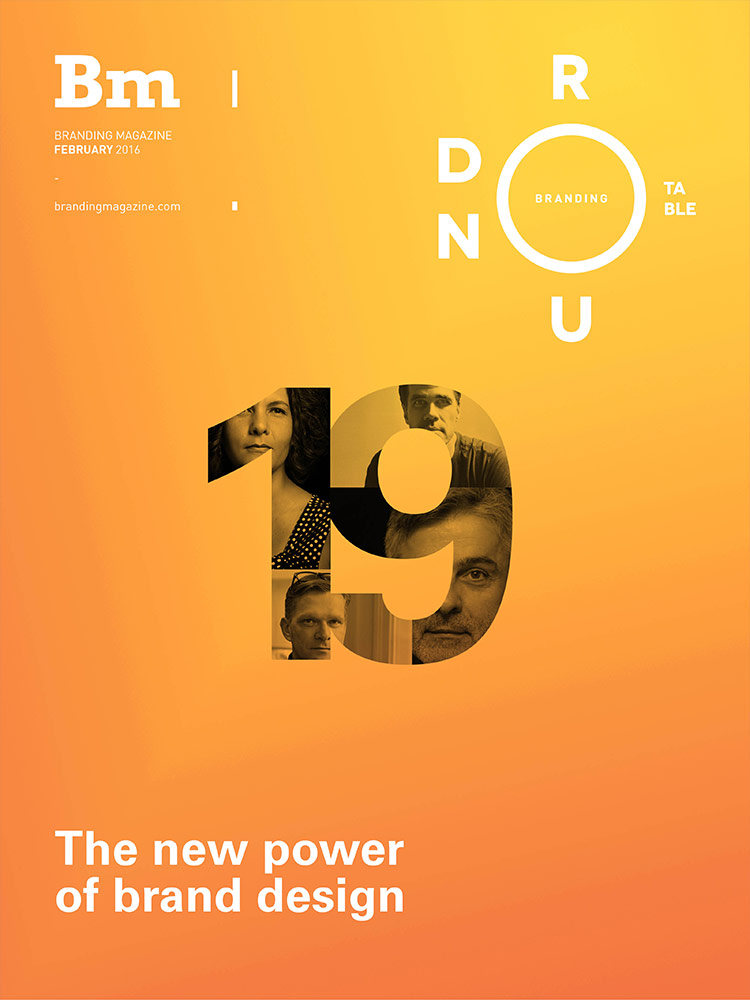 The New Power of Brand Design - Branding Roundtable 19