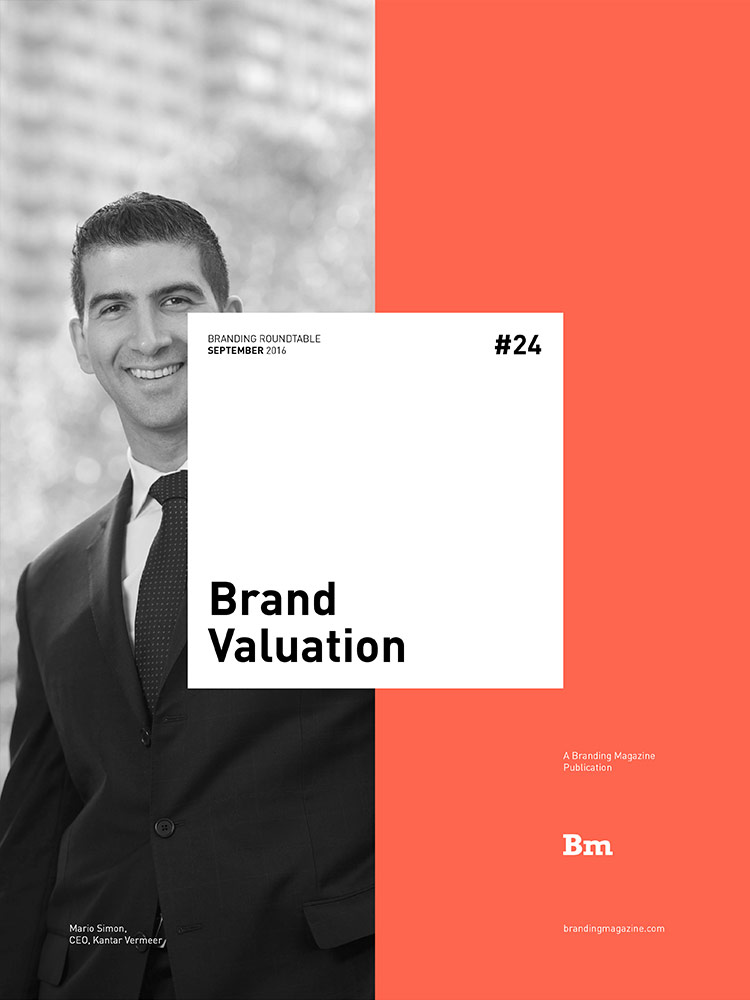 Brand Valuation - Branding Roundtable 24