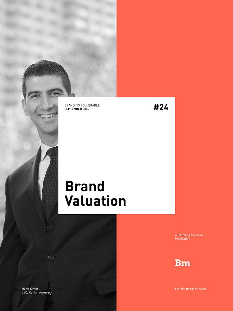 Brand Valuation - Branding Roundtable 24