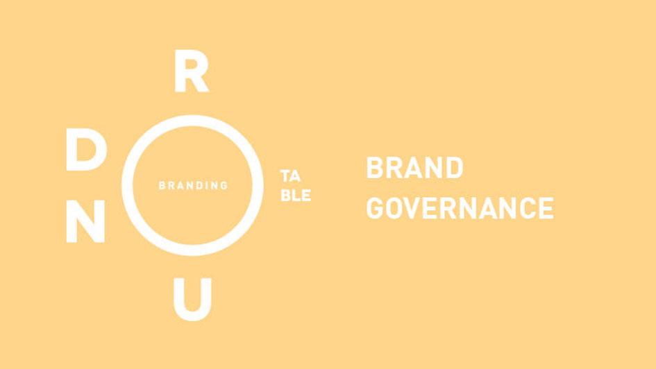 Brand Governance – Branding Roundtable No. 25