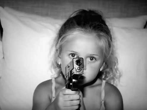"Good Campaign of the Week: Brady Campaign to Prevent Gun Violence ""Toddlers Kill"""