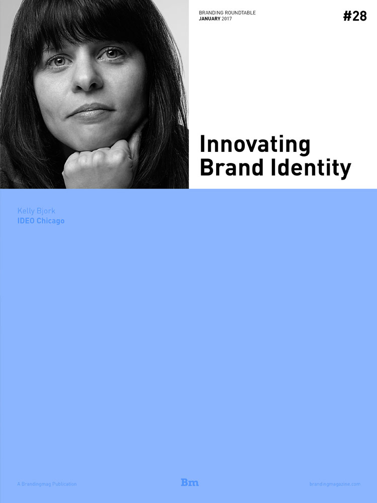Innovating Brand Identity - Branding Roundtable 28