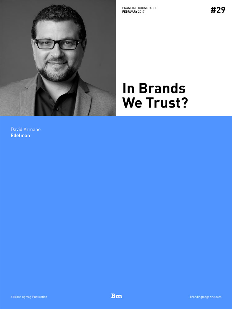 In Brands We Trust? - Branding Roundtable 29