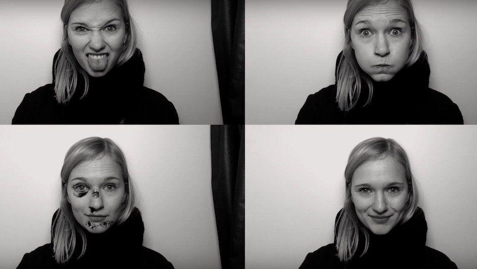 Good Campaign of the Week: Bruise Automat – The Photo Booth Against Domestic Violence