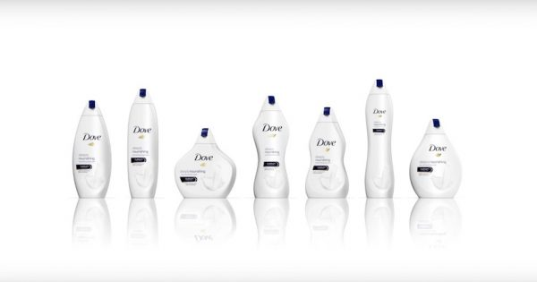 "Good Campaign of the Week: Dove ""Real Beauty Bottles"""